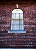 Brick Window