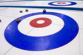 Curling background