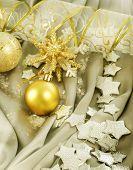 Постер, плакат: Рождественские украшения