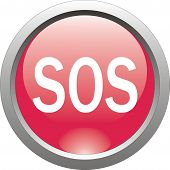 sos web button