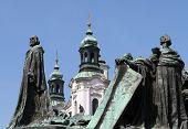 Wenceslas Statue, Prague