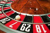 Roulette In The Casino