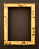 Frame Rectangle Bamboo Natural
