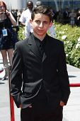 LOS ANGELES - AUG 21: Moises Arias at the 62nd Primetime Creative Arts Emmy Awards at the Nokia Theatre L.A. Live in Los Angeles, California on August 21, 2010