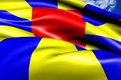 Flag Of West Flanders
