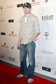 LOS ANGELES - JUN 14: Topher Grace at the Rock-N-Reel event held at Culver Studios in Los Angeles, C