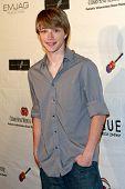 LOS ANGELES - JUN 14: Sterling Knight at the Rock-N-Reel event held at Culver Studios in Los Angeles, California on June 14, 2009