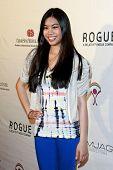 LOS ANGELES - JUN 14: Ashley Argota at the Rock-N-Reel event held at Culver Studios in Los Angeles,