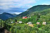 Stunning Norwegian Landscape