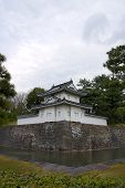 South-east  Sumi-yagura Tower Of Nijo Castle.