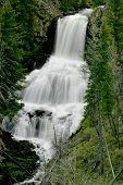 Undine Falls Yellowstone