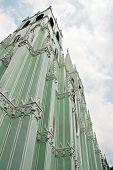 Metal Prefabricated Church