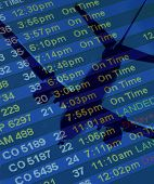 Arrival Times At The Airport