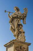 Bernini's Angel With The Sponge