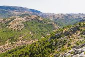 The Sierra De Las Nieves Natural Park
