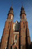Basilica in Poland