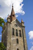St. Johns Church In Cesis, Latvia