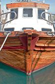 Wooden Prow
