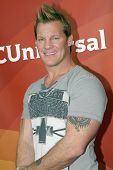 PASADENA, CA - JAN. 7: Chris Jericho arrives at the NBCUniversal 2013 Winter Press Tour at Langham H