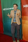 PASADENA, CA - JAN. 7: Sam Huntington arrives at the NBCUniversal 2013 Winter Press Tour at Langham