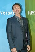 PASADENA, CA - JAN. 7: Grant Bowler arrives at the NBCUniversal 2013 Winter Press Tour at Langham Hu