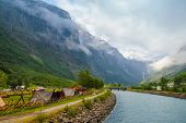 The nature of Norway. Flam