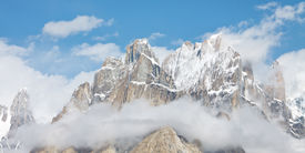 foto of skardu  - Trango Towers Panorama - JPG