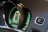 Start Button In Town Car