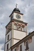Old Town Hall in Trebon, Czech republic