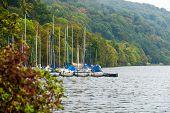 Boats On Rhein