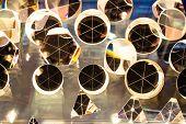 stock photo of prism  - Engineering equipment - JPG