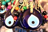 Turkish superstition evil eye beads