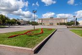 Veliky Novgorod, Russia - August 10:the Regional Administration Building On August 10, 2013 In Novgo