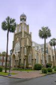 Mickve Isreal Synagogue Exterior