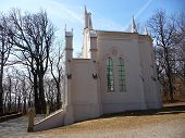 picture of sissi  - A chapel in Vienna built for the empress Sissi - JPG
