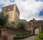 Medieval Borough Entrance