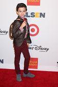 LOS ANGELES - OCT 18:  J J Totah at the 2013 GLSEN Awards at Beverly Hills Hotel on October 18, 2013