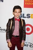 LOS ANGELES - OCT 18:  J J Totah at the 2013 GLSEN Awards at Beverly Hills Hotel on October 18, 2013