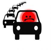 Rabia de tráfico