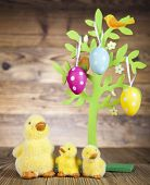 Little easter duck