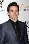 LOS ANGELES - MAR 29:  Ian Harding at the Humane Society Of The United States 60th Anniversary Gala at Beverly Hilton Hotel on March 29, 2014 in Beverly Hills, CA