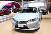 Nonthaburi - March 25: Lexus Fs300H Car On Display At The 35Th Bangkok International Motor Show On M