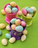 Small Colorful Eggs