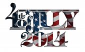 pic of patriot  - Typographic art cut - JPG