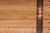 Wooden Casket Ditales