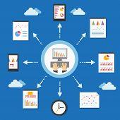 web programming and analytics