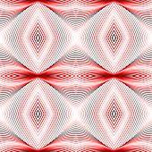 Design Seamless Colorful Diamond Pattern