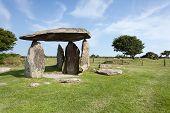 Pentre Ifan Neolithic Dolmen