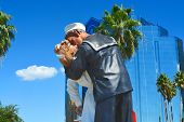 Unconditional surrender, Sarasota