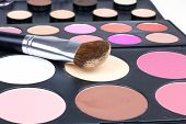 Professional Make-up Brush On Corrector